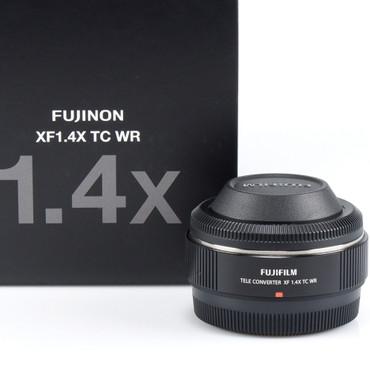 Fujifilm XF 1,4X TC WR Telekonverter Fujinon absolut neuwertiger Zustand Gelegenheit
