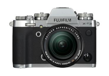 Fujifilm X-T3 Gehäuse Silber KIT mit FUJINON XF 16-80 mm F 4,0 R OIS WR  (Preis vor Aktion 1753,65 Euro) – Bild 1