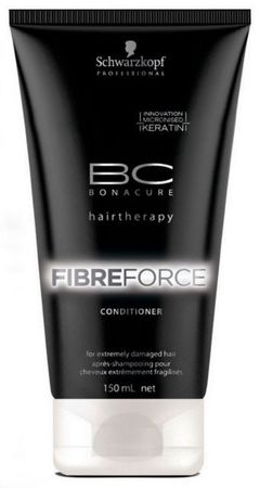 BC Bonacure Fibre Force Creme Conditioner 150ml