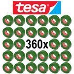 360x Isolierband grün 10m 19mm 001