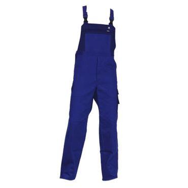 Kübler Latzhose GALATOP-VARIO Sicherheits-Hose Arbeitshose blau 54 56