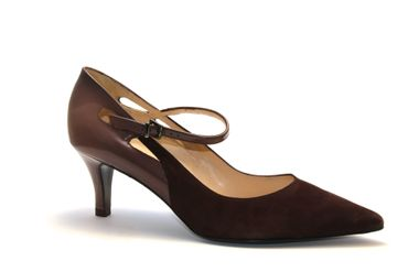 Malve Suede Soft / Pumps