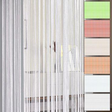 Faden Flächenvorhang 60 x 245 cm – Bild 1