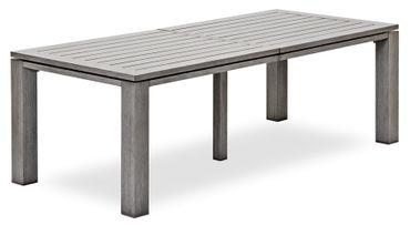 GarVida Ausziehtisch 861679 Listello Aluminium Ice brushed, 220-280 x 98 cm – Bild 2
