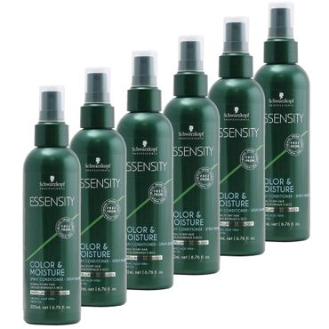 6x Professional Essensity Pflege Color und Moisture Spray-Conditioner