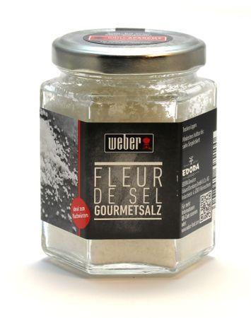5x Weber Fleur de Sel Gourmet-Salz – Bild 2