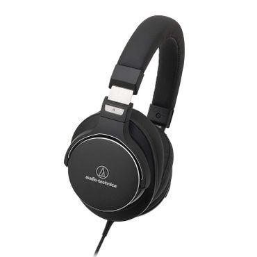 High-Resolution Active Noise-Cancelling Kopfhörer schwarz