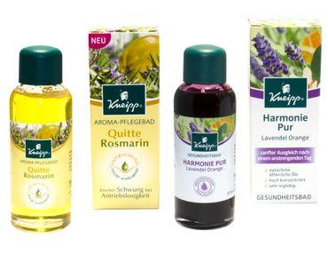 Aroma-Pflegebad Gesundheitsbad Bade-Öl – Bild 1