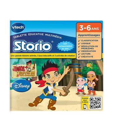 Storio 2 Tablet Jake et les Pirates