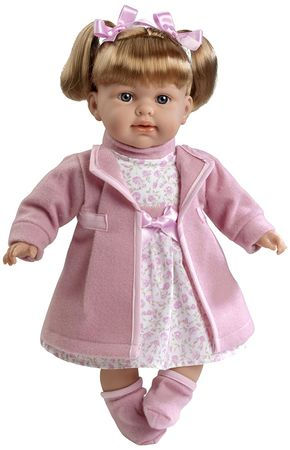 45 cm Elegance Elian Puppe mit Lach-Funktion