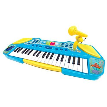Findet Dory Keyboard mit Mikro
