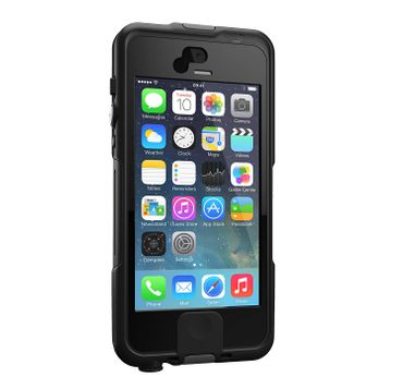 Lifedge WP-IPH-111  Lifedge WP-IPH-111 - Wasserfeste iPhone 5/5S Hülle in Schwarz