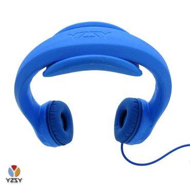 YZSY Buddy Kinder Kopfhörer Headphone Headset blau Junge