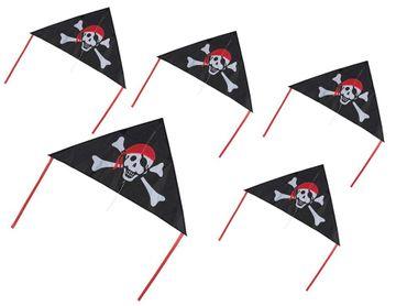5x Drachen Pirate Delta-style