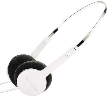 IT-HS UNI W Universal Stereo Headset weiß