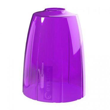 Glossy Cover for Cosmic LED Lampe Lautsprecher System violett
