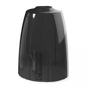 Glossy Cover for Cosmic LED Lampe Lautsprecher System schwarz