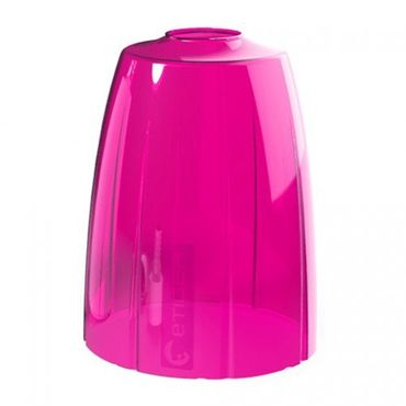 Glossy Cover for Cosmic LED Lampe Lautsprecher System pink