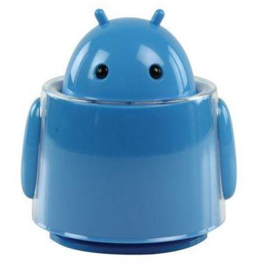 Andy Tragbarer Lautsprecher (20 Watt, USB), blau