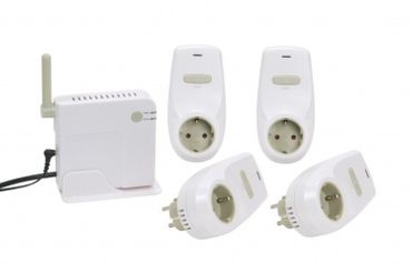 eSaver IC101 iConnect Home Control Starter-Kit