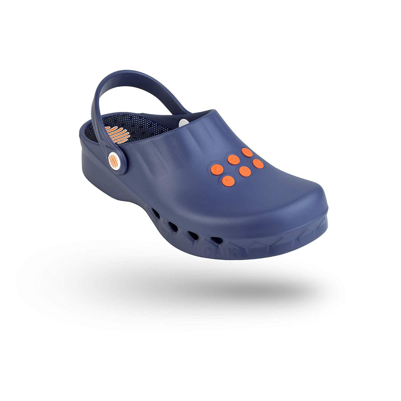 Details zu Wock Nube Ultra leichte Clogs Pflege Schuhe Schwestern Schuh Klinik Praxis OP