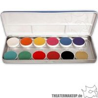 Supracolor make-up palette 12 colors