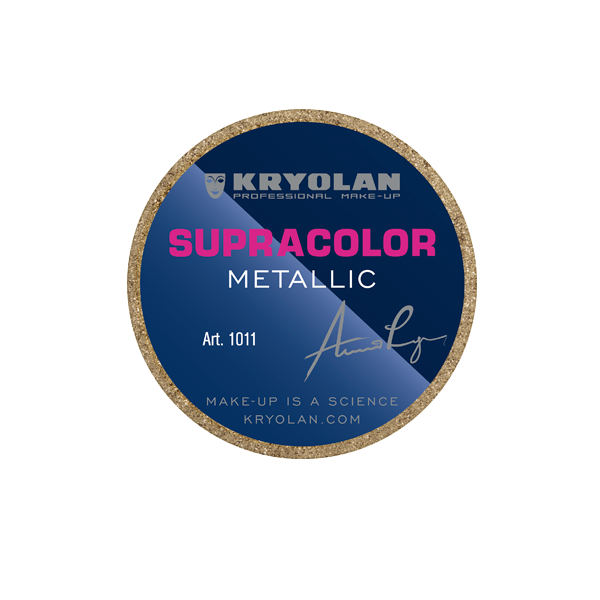 Supracolor Teintschminke Metallic, 8 ml