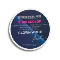 Supracolor Clown White highly pigmented 30g