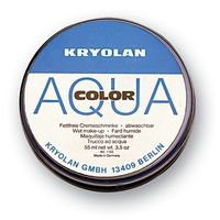 Aquacolor 55ml Kryolan