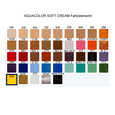 Aquacolor Softcream Liquid colorchart