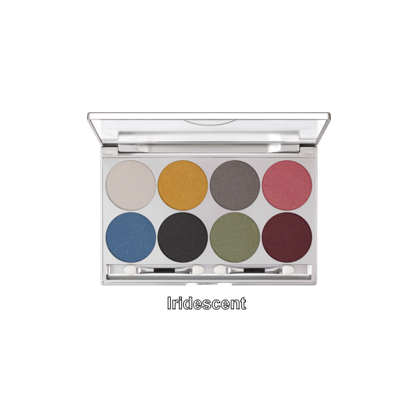 8 Farben Eye Shadow Set