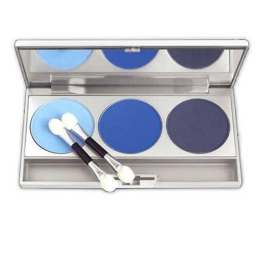 3 Farben Eye Shadow Set
