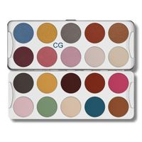 Eye Shadow Compact Palette 20 Farben CG