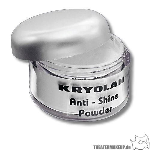 Anti-Shine-Powder for mattening