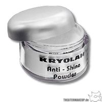 Anti-Shine-Powder zur Mattierung