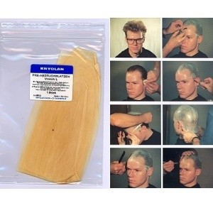 Glatze aus Pre Glatzan