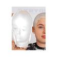 Silikon MF  Anwendungbeispiel Gesichtsabformung fertige Abformung