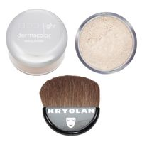 Dermacolor light Setting Powder Nature