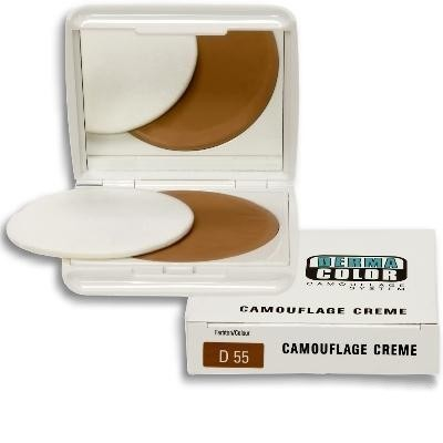Dermacolor Camouflage Cream 15ml with mirror