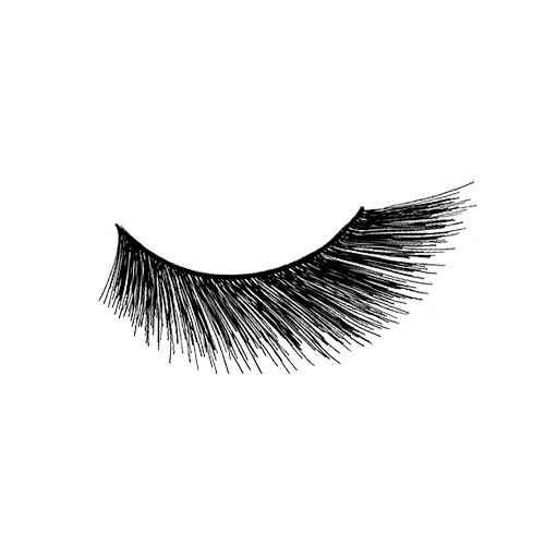 Eyelash Stargirl 9355 black