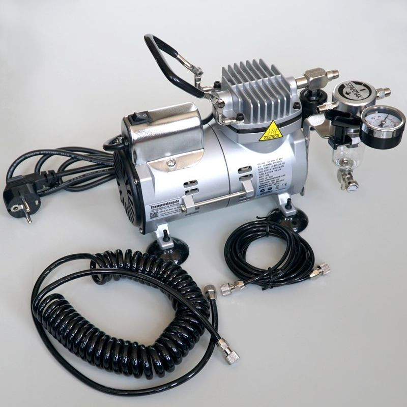 Airbrush Compressor Sparmax TC-501AS