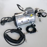 Airbrush Kompressor Sparmax TC-501AS