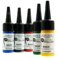 Senjo-Color Basic Bodypainting Farbe 15ml