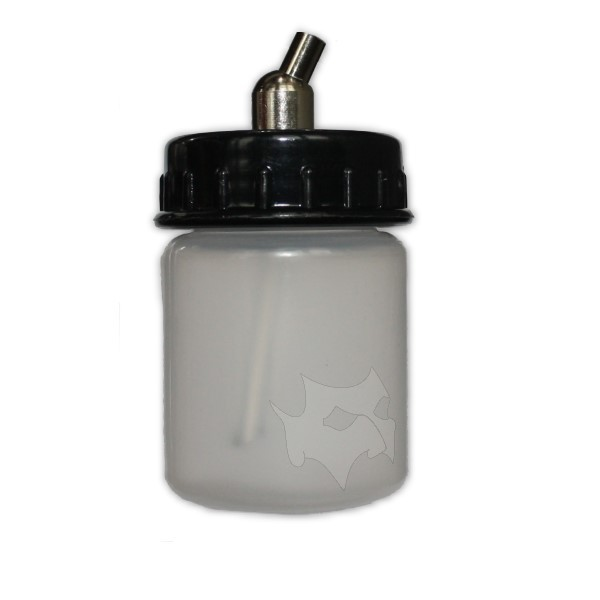 Suction feed cup 20 ml plastic