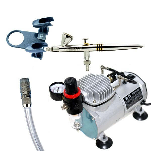 Airbrush Set AS18/2/A