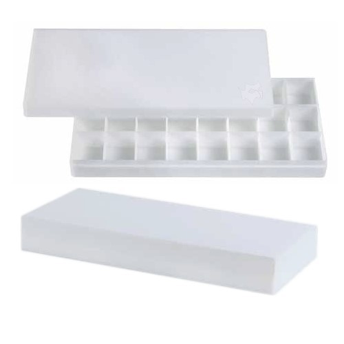 Plastic Pallet in the box 24 trays