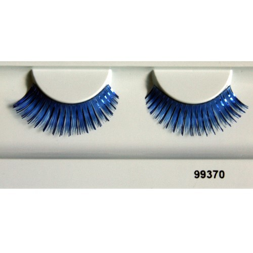 Wimpern 'Party' 99370 blau