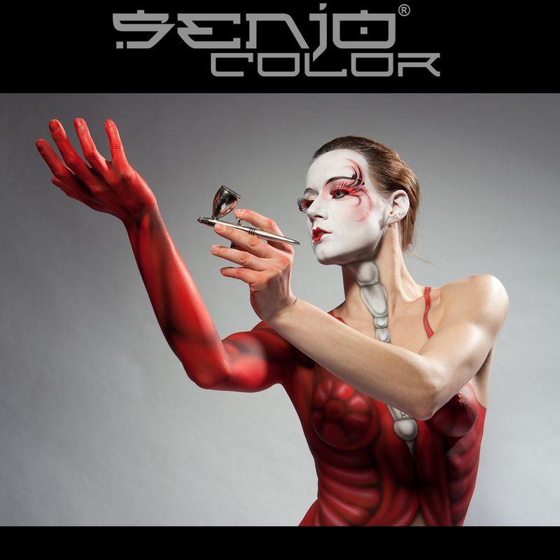 80a58df175 Senjo-Color Basic Bodypaint metallic 75ml