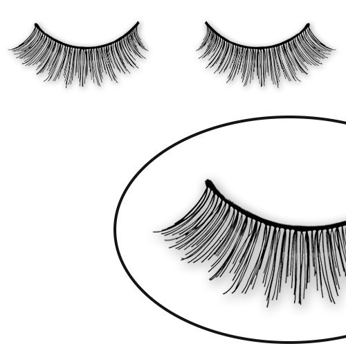 Eye Lashes Stage TV1 Black