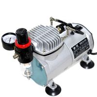 Airbrush Compressor AS182 automatic, without accessories
